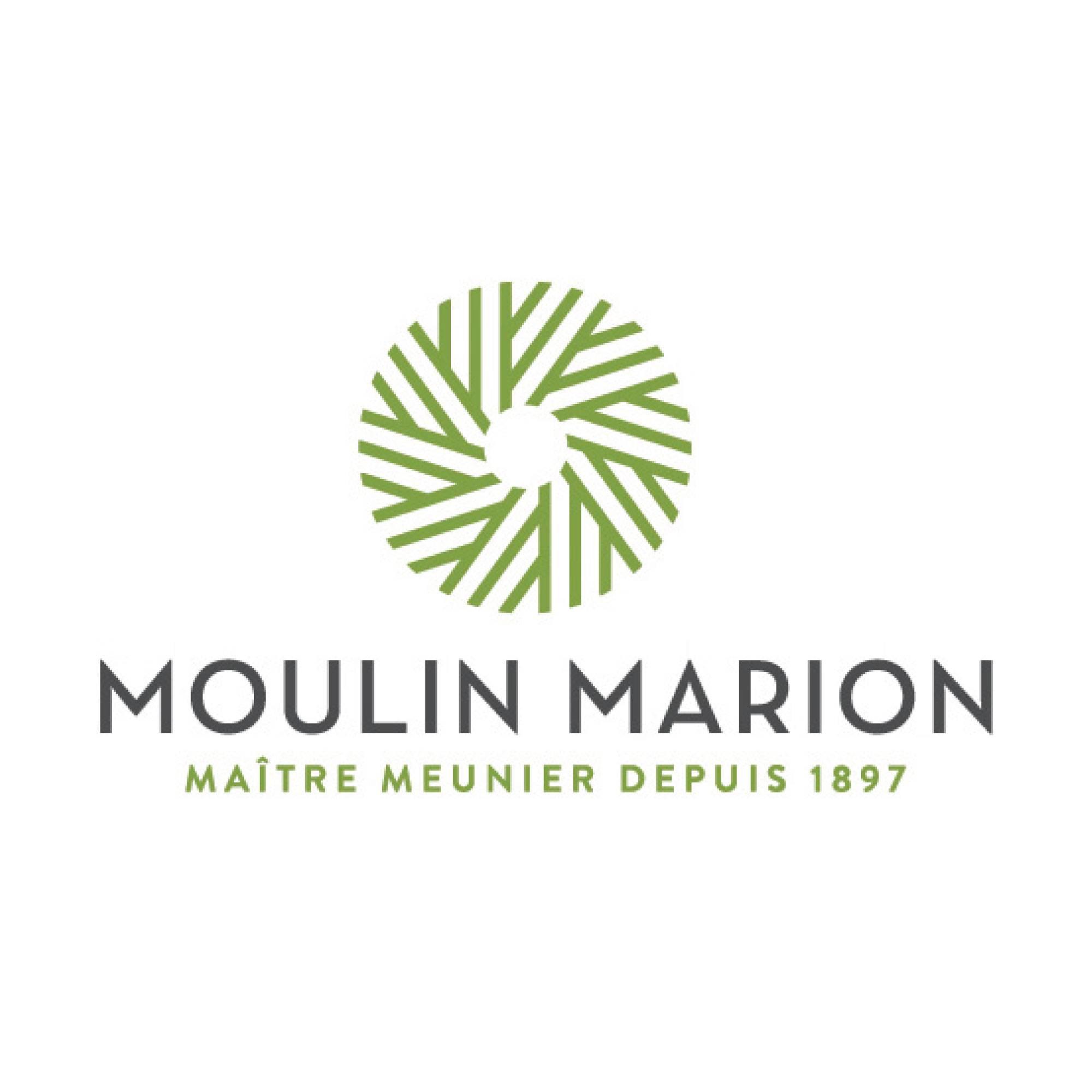 Logo moulin-marion