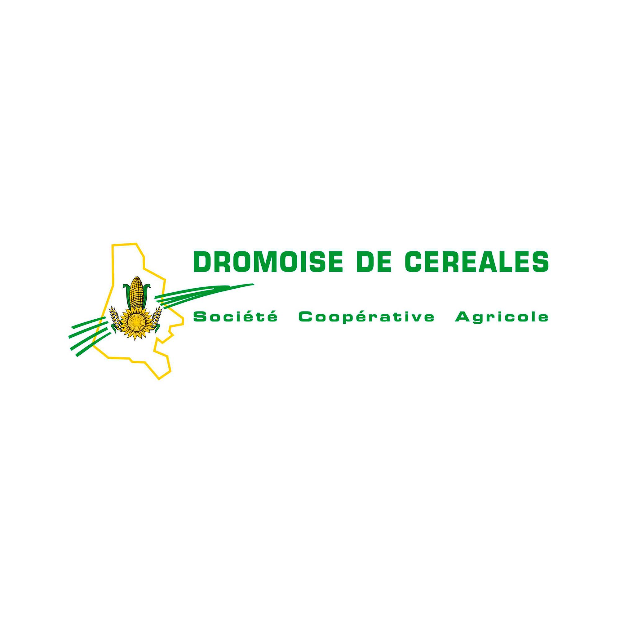 Logo Dromoise de céréales